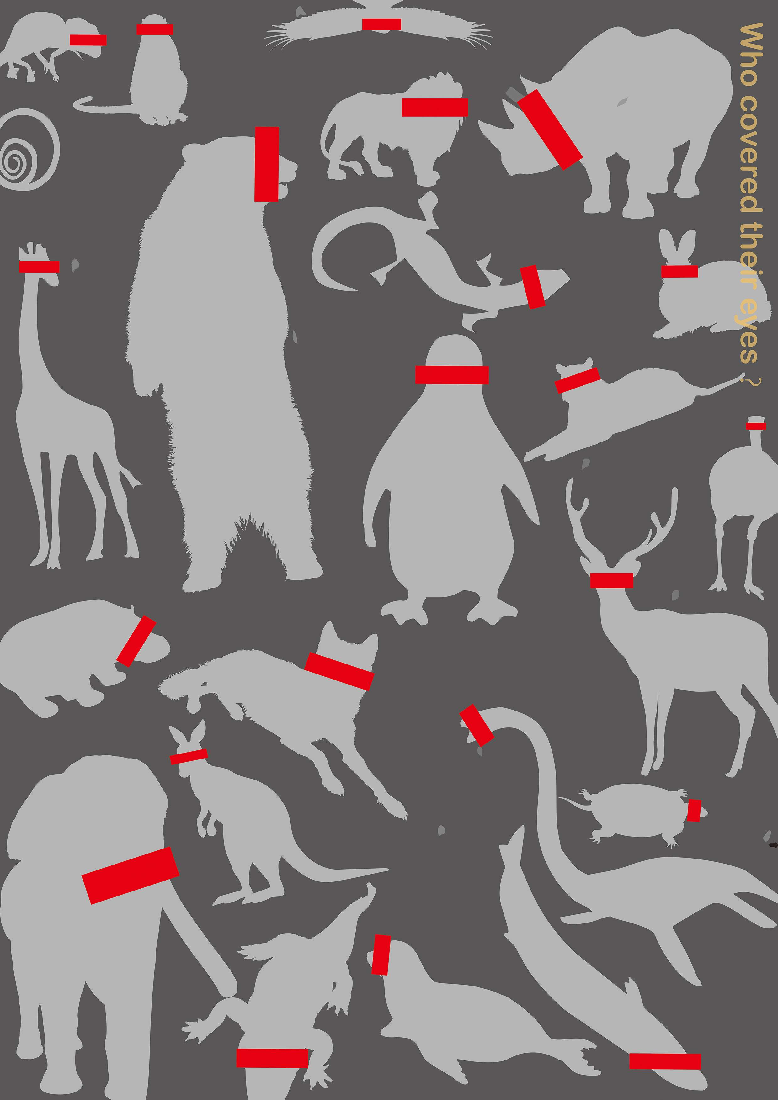 但人类作为站在食物链顶端的物种,一直以来不断地迫害,杀戮其它动物.